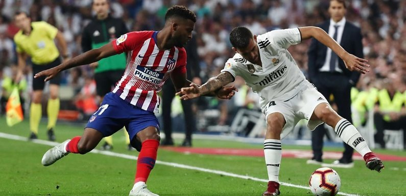 #Minuto93 | Real Madrid vs Atleti (LaLiga 2018-19)