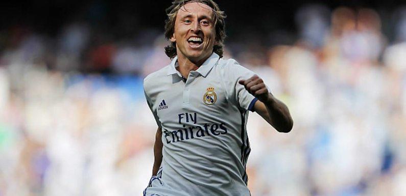 #BlancoYEnBotella | Luka Modric, el héroe sin capa