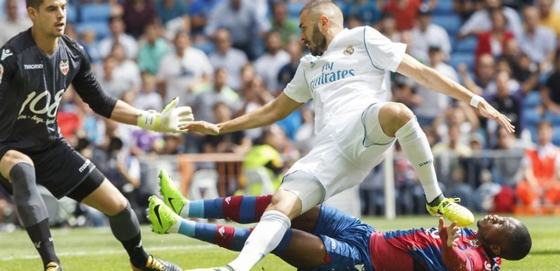 Los inicios ligueros más recientes del Real Madrid