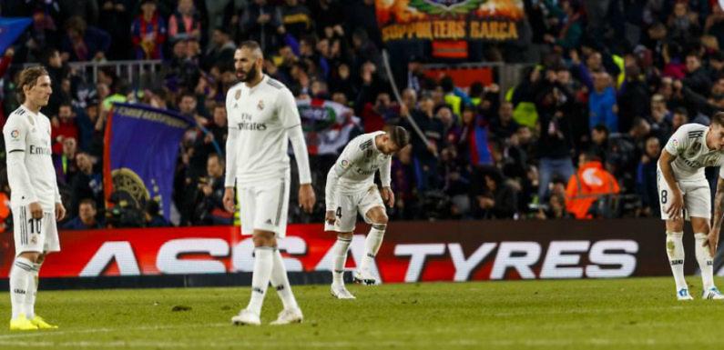 #Minuto93   FC Barcelona vs Real Madrid (LaLiga 2018-19)