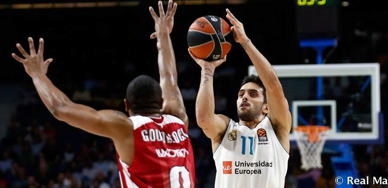 #Euroleague J2 | El Real Madrid de traje a Milán