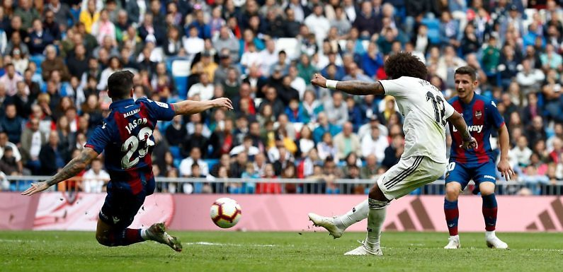 #Minuto93 | Real Madrid vs Levante (LaLiga 2018-19)