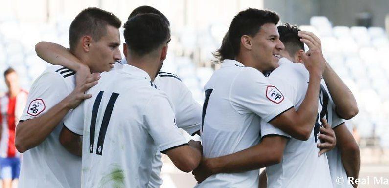 #LaFábrica | Escaso premio a la superioridad del Castilla (1-1)
