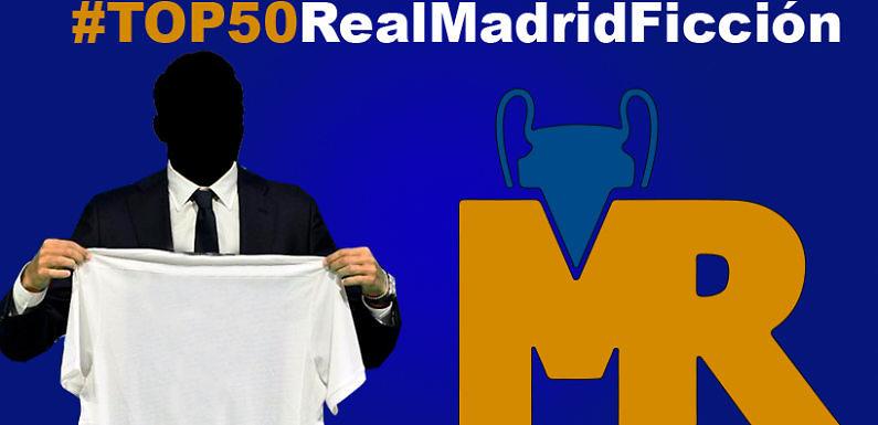#OpiniónReal | #TOP50RealMadridFicción