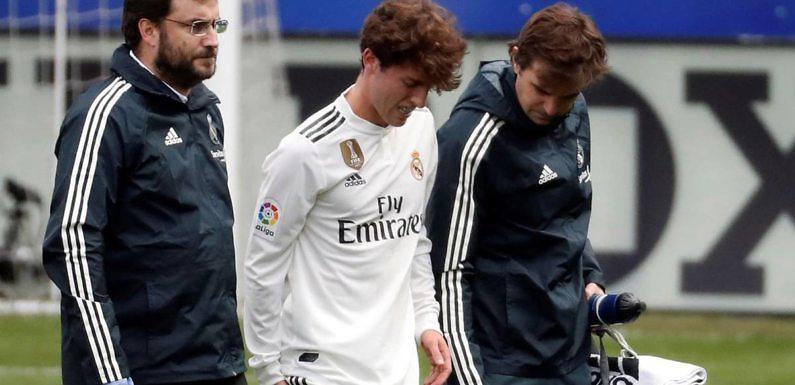 El enemigo del Real Madrid: las lesiones