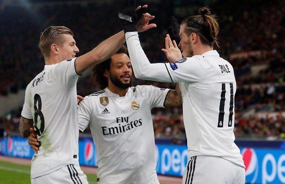 #Minuto93 | Roma – Real Madrid (Champions League 2018-19)