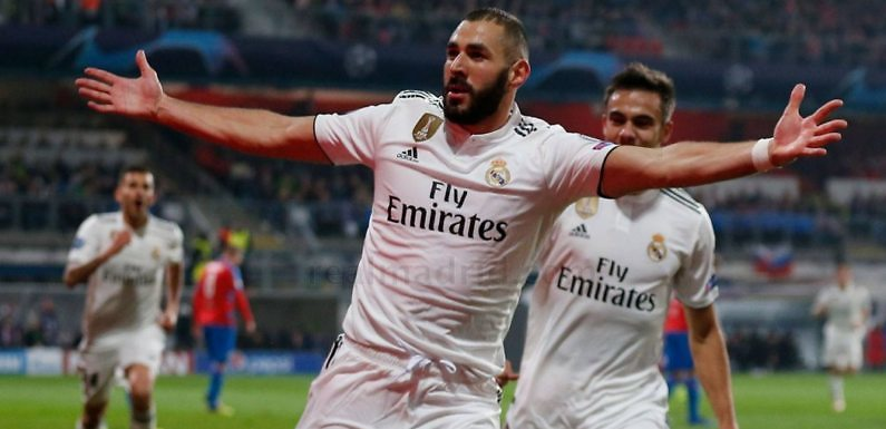 #Minuto93 | Viktoria Plzen vs Real Madrid (Champions League 2018-19)