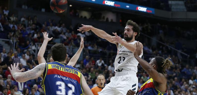 #LigaACB | El Madrid tropieza con Andorra en una locura de NBA (105-107)