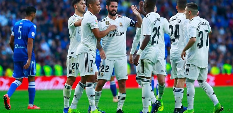 #Minuto93 | Real Madrid 6 Melilla 1 (Copa del Rey 2018-19)
