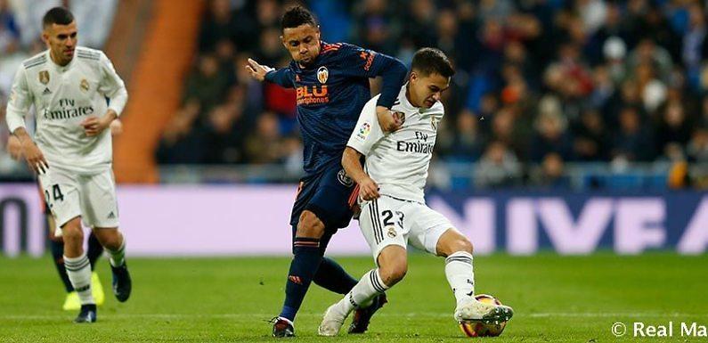#CrónicaReal | Courtois y Lucas Vázquez como solución blanca (2-0)