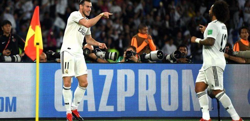 #Minuto93   Kashima Antlers 1 Real Madrid 3 (Mundial de Clubes 2018)