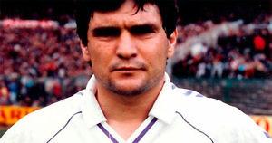 José Antonio Camacho, ex jugador del Real Madrid