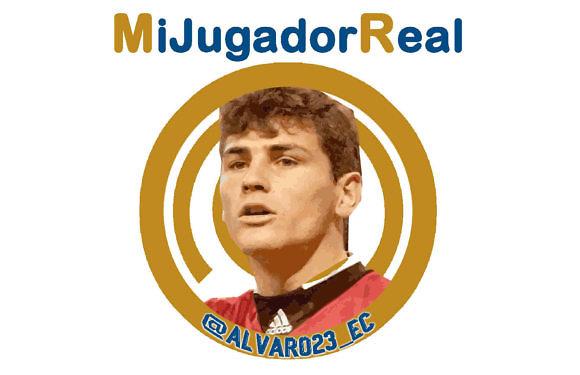 #MiJugadorReal | @Alvaro23_EC