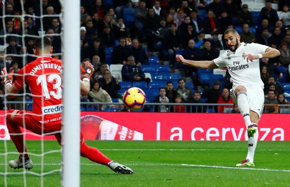 #Minuto93 | Real Madrid 1 Rayo Vallecano 0 (LaLiga 2018-19)