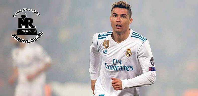#PremioZidane | Candidato: Cristiano Ronaldo