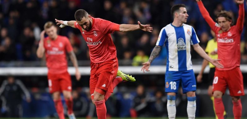 #Minuto93 | Espanyol 2 Real Madrid 4 (LaLiga 2018-19)
