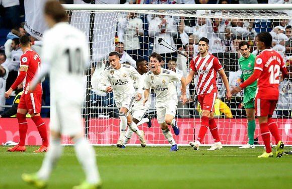 #CopaDelRey | El Real Madrid consigue salir del aprieto inicial (4-2)