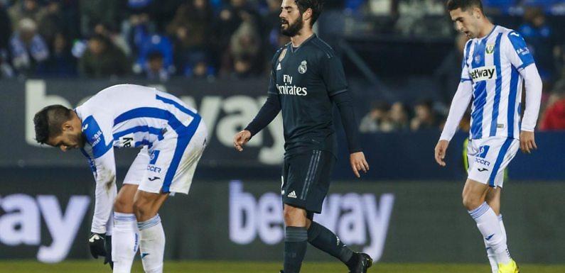 #Minuto93 | Leganés 1 Real Madrid 0 (Copa del Rey 2018-19)