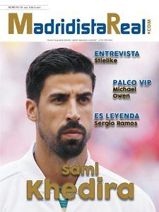 portada revista madridista real