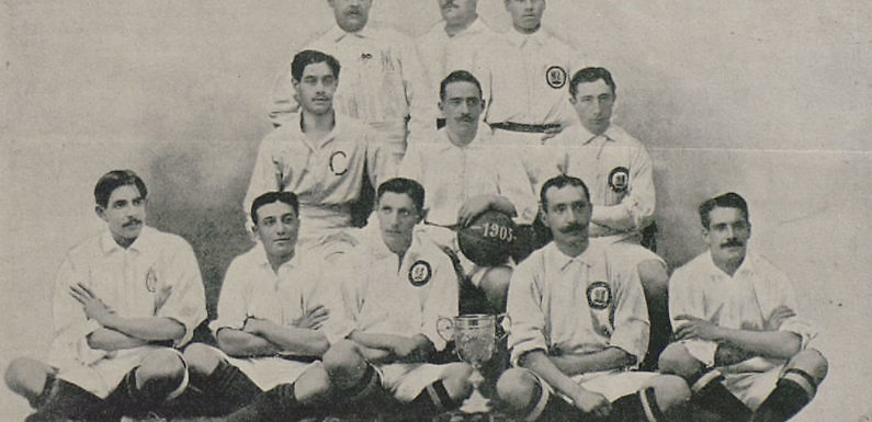 #HistoriaBlanca | El Madrid de las cuatro Copas del Rey (1905-1908)