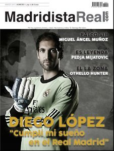 Revista Madridista Real Número 1