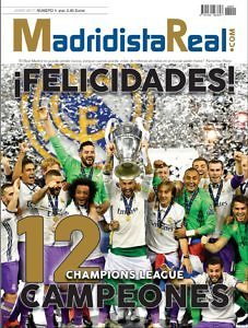 Revista Madridista Real número 4