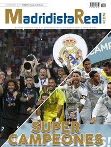 Revista Madridista Real Número 6