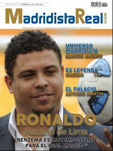 Revista Madridista Real número 8