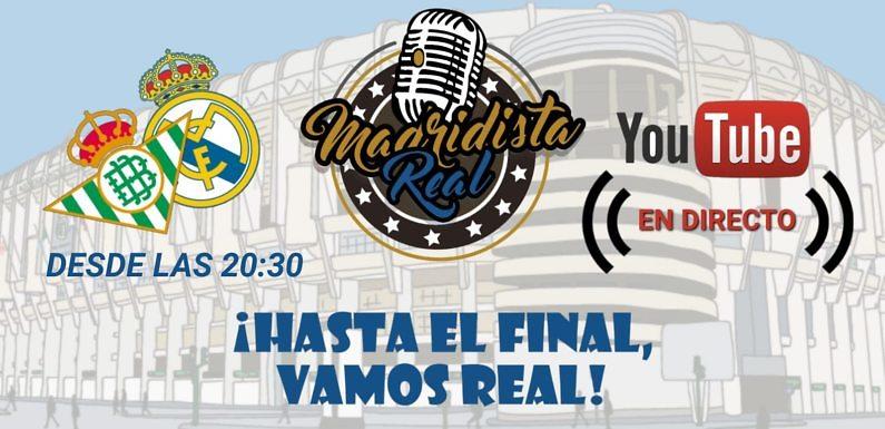 #HastaElFinalVamosReal | ¡Sigue con nosotros los encuentros del Real Madrid!