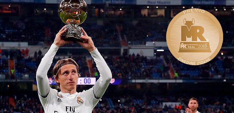 #PremioZidane |Ganador: Luka Modrić