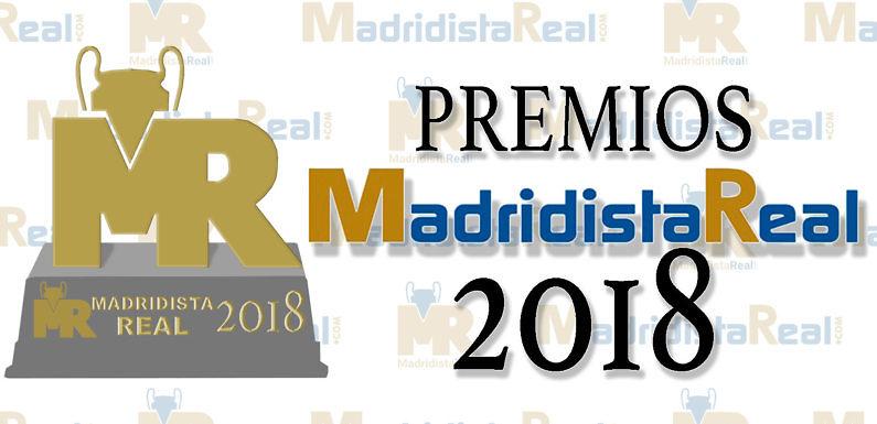 I Edición de los #PremiosMadridistaReal