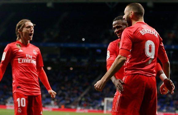 #CrónicaReal | Gran Madrid, gigantesco Benzema (2-4)