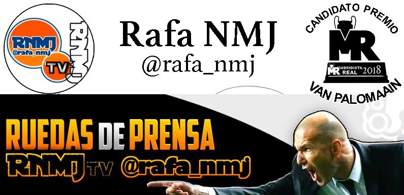 #PremioVanPalomaain | Candidato: @rafa_nmj