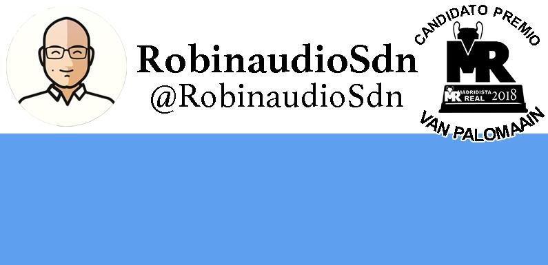 #PremioVanPalomaain | Candidato: @RobinAudioSdn