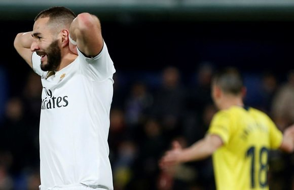 #Minuto93 | Villarreal 2 Real Madrid 2 (LaLiga 2018-19)