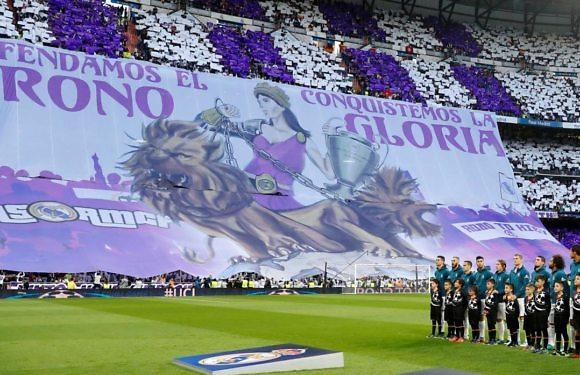 #SentimientoReal | No hay nada como el Madrid en Europa
