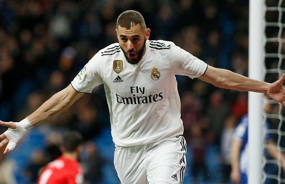 #Minuto93   Real Madrid 3 Alavés 0 (LaLiga 2018-19)
