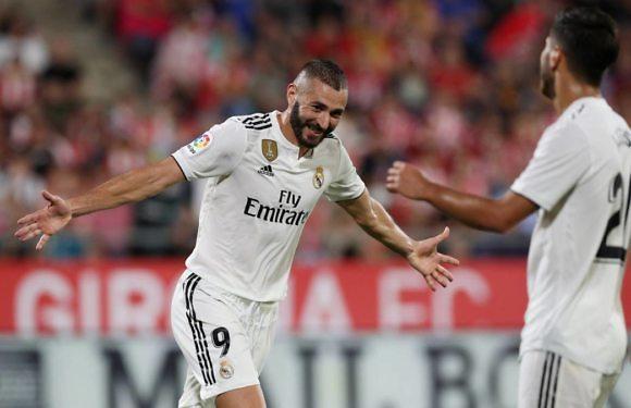 Karim Benzema se convierte en el sexto máximo goleador de la historia del Real Madrid