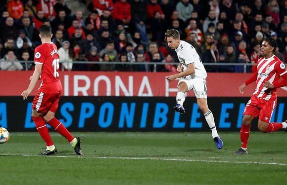 #Minuto93 | Girona 1 Real Madrid 3 (Copa del Rey 2018-19)