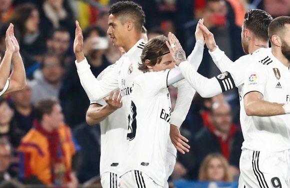 #CrónicaReal | El Bernabéu dictará sentencia (1-1)