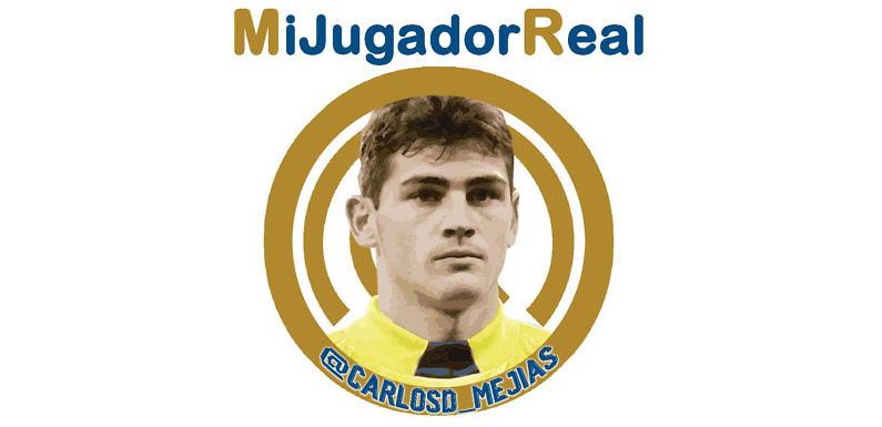 #MiJugadorReal | @Carlosd_mejías