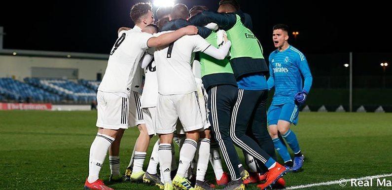 #LaFábrica | El Castilla vuelve a tirar de épica (3-2)