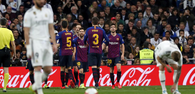 #Minuto93 | Real Madrid 0 FC Barcelona 1 (LaLiga 2018-19)