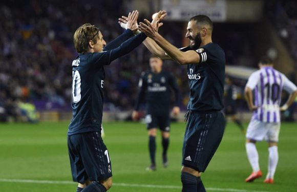 #Minuto93 | Real Valladolid 1 Real Madrid 4 (LaLiga 2018-19)