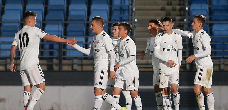 #LaFábrica | El Real Madrid Castilla visita al Internacional