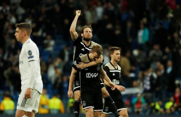 #Minuto93 | Real Madrid 1 Ajax 4 (Champions League 2018-19)