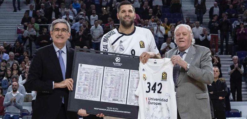 #Euroleague J27 | Remontada en el homenaje a Felipe Reyes (92-89)