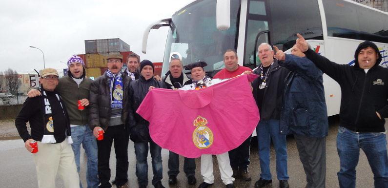 FEPEMAC: Treinta peñas madridistas afincadas en Cataluña