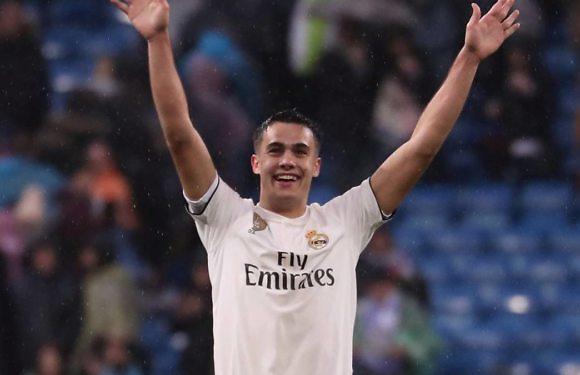 Sergio Reguilón, el ansiado relevo del Real Madrid