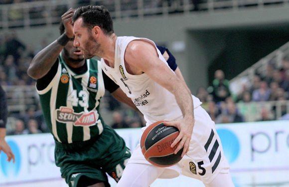 #Euroleague | Rudy calla Atenas (73-74)